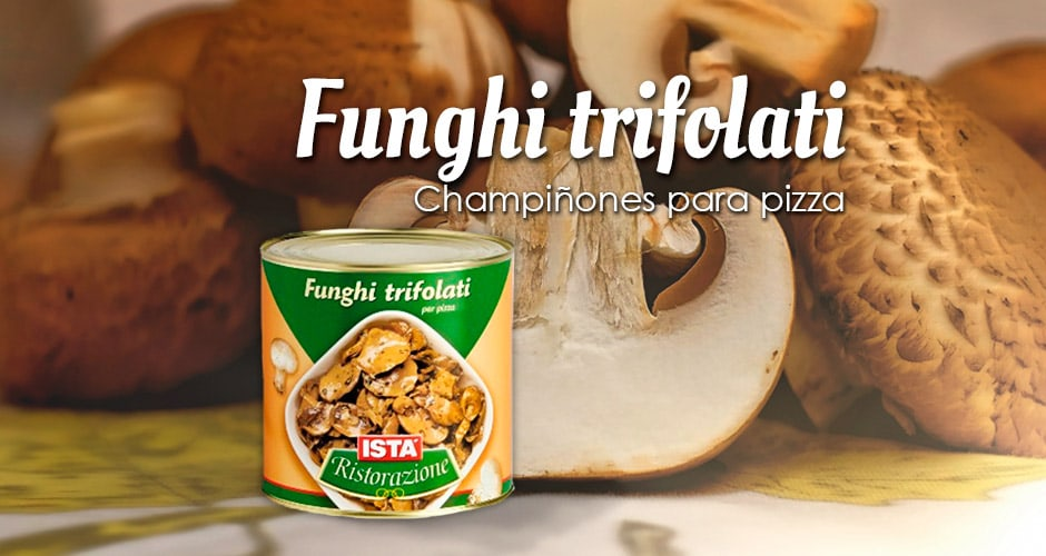 Funghi-Sliders